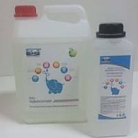 DAV отбел. 1,10кг Усиливает моющую способность основного средства для стирки.  (20-40мл на 5 кг сух.бел. 20-90°С)