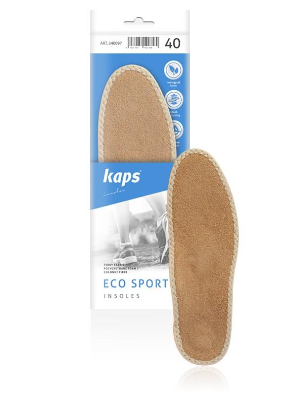 Летние ортопедические стельки  Kaps Eco Sport