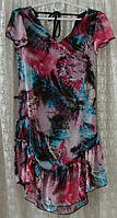 Платье женское легкое летнее мини Kiah р.42 6269