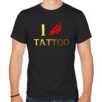 Футболка «I Love Tattoo»