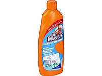 Моющее средство для сантехники Мускул 004255 450мл Универсал д/ванной Мятная Свеж-ть флак с колп-росп.