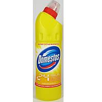 Моющее средство для сантехники Domestos 500мл для дезинфекции Цитрус