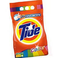 Порошок стиральный автомат Tide 3000г Color автомат