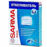 Отбеливатель Sarma 500г отбеливатель порошкообразный Aктив (не содержит хлора)