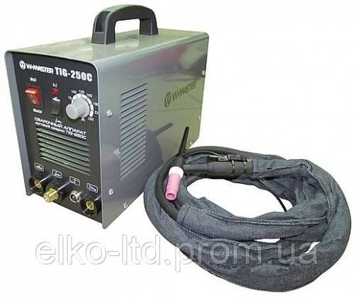 Сварочный инверторный аргонодуговой аппарат WMaster TIG-250