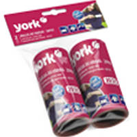 Щетка-валик York 6801/065Z для одежды (запаска 2шт.)