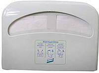 Marathon 57100900 белый пласт держатель для накладок на сиденье унитаза  1 шт