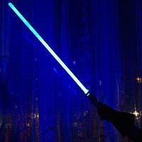 Световой меч Люк Скайуокер Звездные войны Force FX Black Series, фото 1