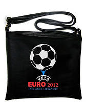 """Сумка через плечо """"ЕВРО 2012 мяч"""""""