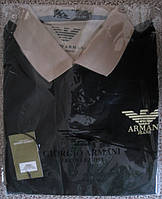 ARMANI мужская футболка поло, фото 1
