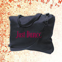 """Сумка дорожная """"Just Dance"""" синяя"""