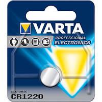 Батарейка литиевая Varta CR1220