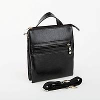 Мужская сумка Bred без клапана черная