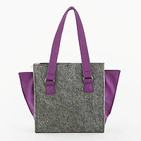Сумка Fleur фиолетовая