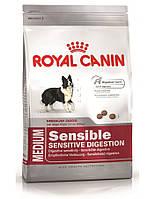 сухий корм для собак ROYAL CANIN Medium sensible sensitive digestion 15 кг