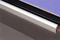 Порог угловой 50х18 мм противоскользящий штука x 2м