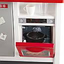 Інтерактивна кухня Bon Appetit Red зі звуком Smoby 310800, фото 5