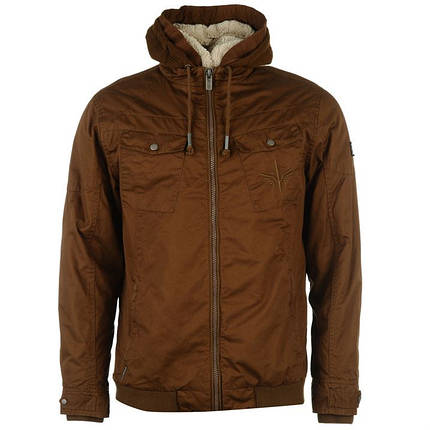 Куртка Firetrap Double Layer Jacket Mens, фото 2