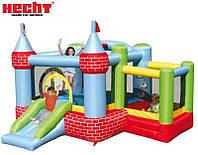"""Надувний батут-ігровий центр з гіркою """"Замок"""""""