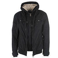 Куртка Firetrap Double Layer Jacket Mens