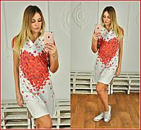 "Красивое платье ""Сердце"".Турция LL-03.031"