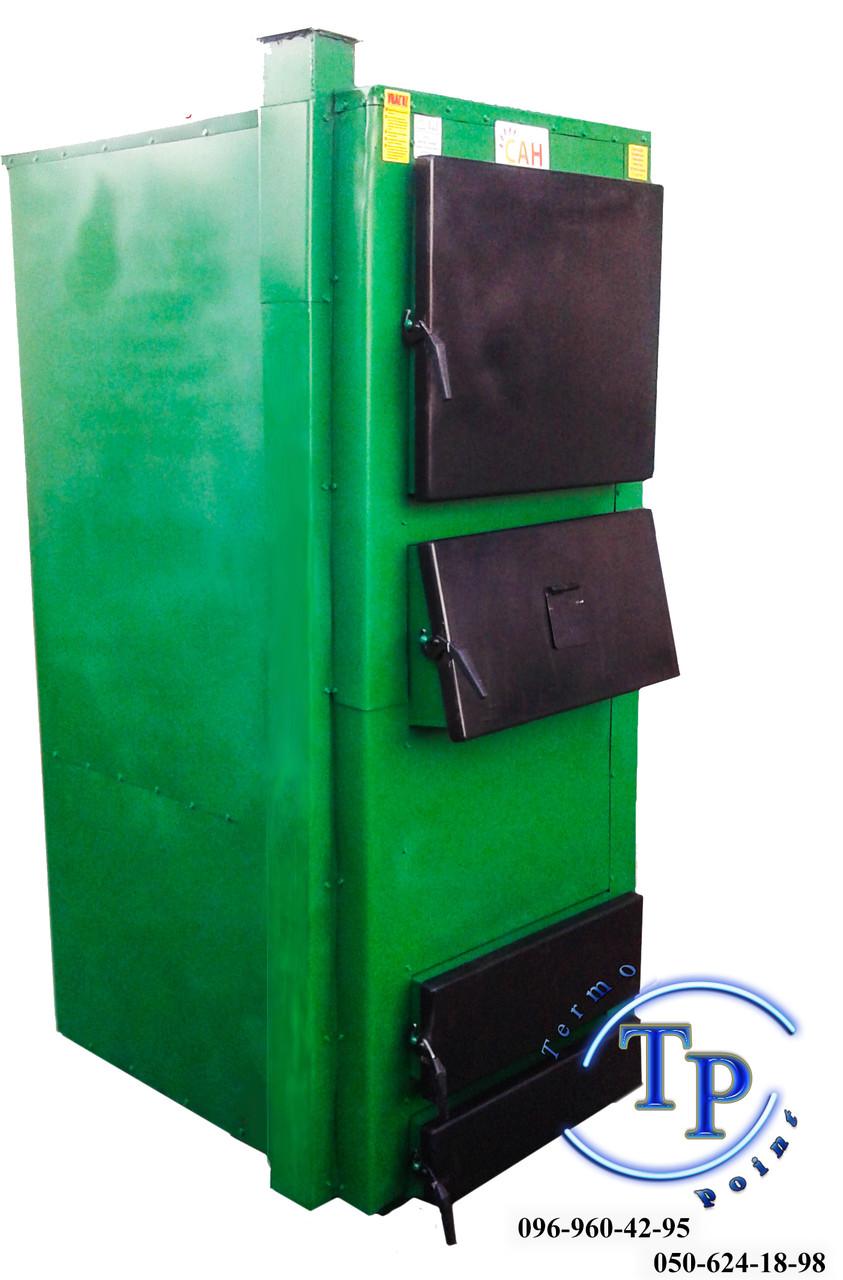 Котлы длительного горения САН РТ 100 кВт для промышленных объектов - TERMOPOINT - Интернет магазин отопительного оборудования в Киеве