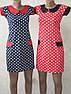 Летнее женское платье Марго Размер 36 - 50, фото 6