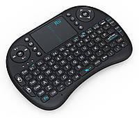Беспроводная мини-клавиатура + тачпад Rii mini i8