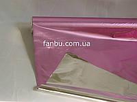 Полисилк на разрез, цвет цикламен( 1 лист 0.5м*1м)