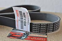 Ремень генератора Toyota Camry 3.5 Lexus (7pk1550) 99367-C1550