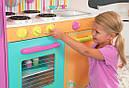 Кухня дитяча Велика кухня Веселка KidKraft 53100, фото 3