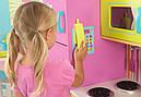 Кухня дитяча Велика кухня Веселка KidKraft 53100, фото 4