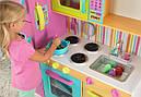 Кухня дитяча Велика кухня Веселка KidKraft 53100, фото 6