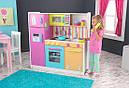 Кухня дитяча Велика кухня Веселка KidKraft 53100, фото 10