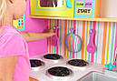 Кухня дитяча Велика кухня Веселка KidKraft 53100, фото 8