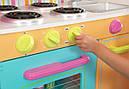 Кухня дитяча Велика кухня Веселка KidKraft 53100, фото 9