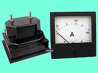Амперметр Э365-1 0-100 А