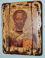 Подарочная икона Святой Николай Чудотворец