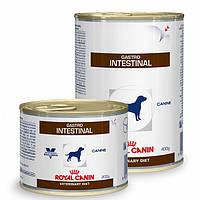 Консервы Royal Canin Gastro Intestinal, для собак с чувствительным пищеварением, 400г