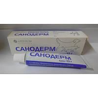 Санодерм крем (гентамицин+клотримазол+бетаметазон) 15г
