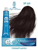 Профессиональная краска Estel Essex 3/0 Эстель Эсекс темный шатен