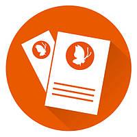 Листовки A4, A5, A6, флаера (цифровая оперативная печать)
