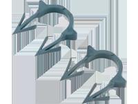 Гарпун-скоба RAUTAC для кріплення труб діам. 14, 16, 17 мм