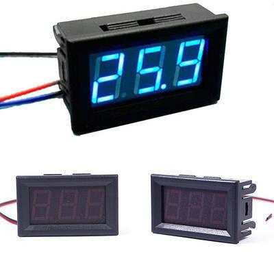 Приборы (тестеры, часы, термометры ...)