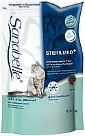 Bosch Sanabelle (Санабель) Sterilised (2 кг) Санабель корм для стерилизованных кошек