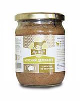 Консерва Май вуф для собак (мясо с овощами) 500 г