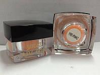 Гель цветной в квадратной баночке YRE-03-pink-2, гели в стекляной баночке 15г, гелевое наращивание ногтей