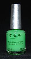 Масло для кутикулы с кисточкой YRE COM-01-002, уход за кутикулой