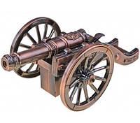 Зажигалка сувенирная в виде старинной пушки