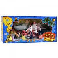 Игровой набор Пираты черного моря LIMO Toy M 0514 U/R HN